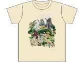 かいじゅうのすみかTシャツ size:L