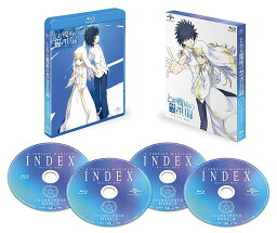 とある魔術の禁書目録 Blu-ray BOX