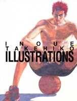 「Inoue Takehiko illustrations」の表紙