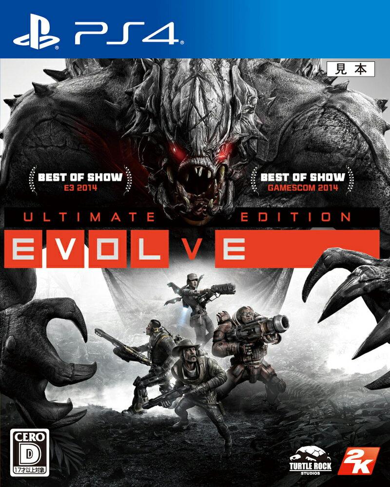 EVOLVE Ultimate Edition画像