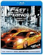 ワイルド・スピード×3 TOKYO DRIFT【Blu-ray】