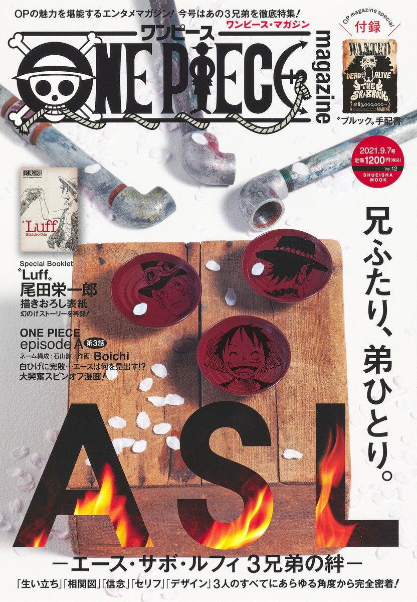 產品詳細資料,日本Yahoo代標|日本代購|日本批發-ibuy99|ONE PIECE magazine Vol.12 (ジャンプコミックス) [ 尾田 栄一郎 ]