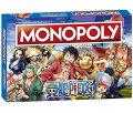 ワンピース仕様のモノポリーが新登場!!  世界中で愛される人気のボードゲーム「MONOPOLY」のワンピースver.です。 フーシャ村からワノ国をぐるぐる周り、土地や船を買い進め、ナワバリ料(レンタル料)を徴収したり、ナミ(銀行)からベリー(お金)を受け取ったり、プレイヤーに支払ったりしながら、資金を増やすゲームです。    セット内容: ゲーム盤…1枚、サイコロ…2個、トークン(駒)…6個、 チャンスカード…16枚、お宝カード…16枚、権利書…28枚、 家…32個、酒場…16個、紙幣…1セット、遊び方説明書…1枚、 部品トレイ…1個    MONOPOLY is a trademark of Hasbro and is used with permission. © 1935,2019 HASBRO. All Rights Reserved. ©尾田栄一郎/集英社・フジテレビ・東映アニメーション