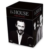 Dr.HOUSE/ドクター・ハウス コンプリート ブルーレイBOX【Blu-ray】