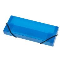 ペンケース ブルー
