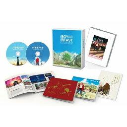 バケモノの子 Blu-ray スペシャル・エディション(BD本編ディスク+BD特典映像ディスク)