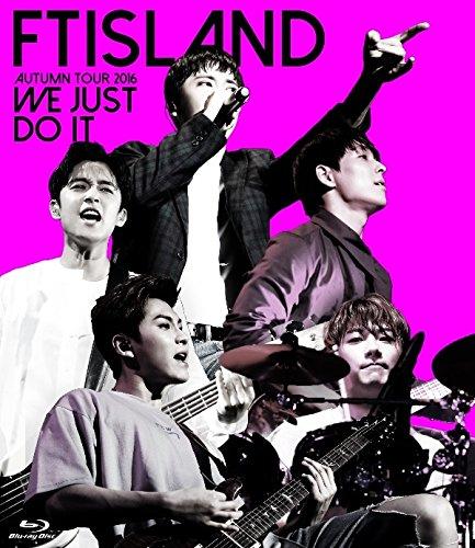 FTISLAND AUTUMN TOUR 2016 -WE JUST DO IT-【Blu-ray】画像