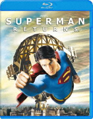 【送料無料】スーパーマン リターンズ【Blu-ray】 [ ブランドン・ラウス ]