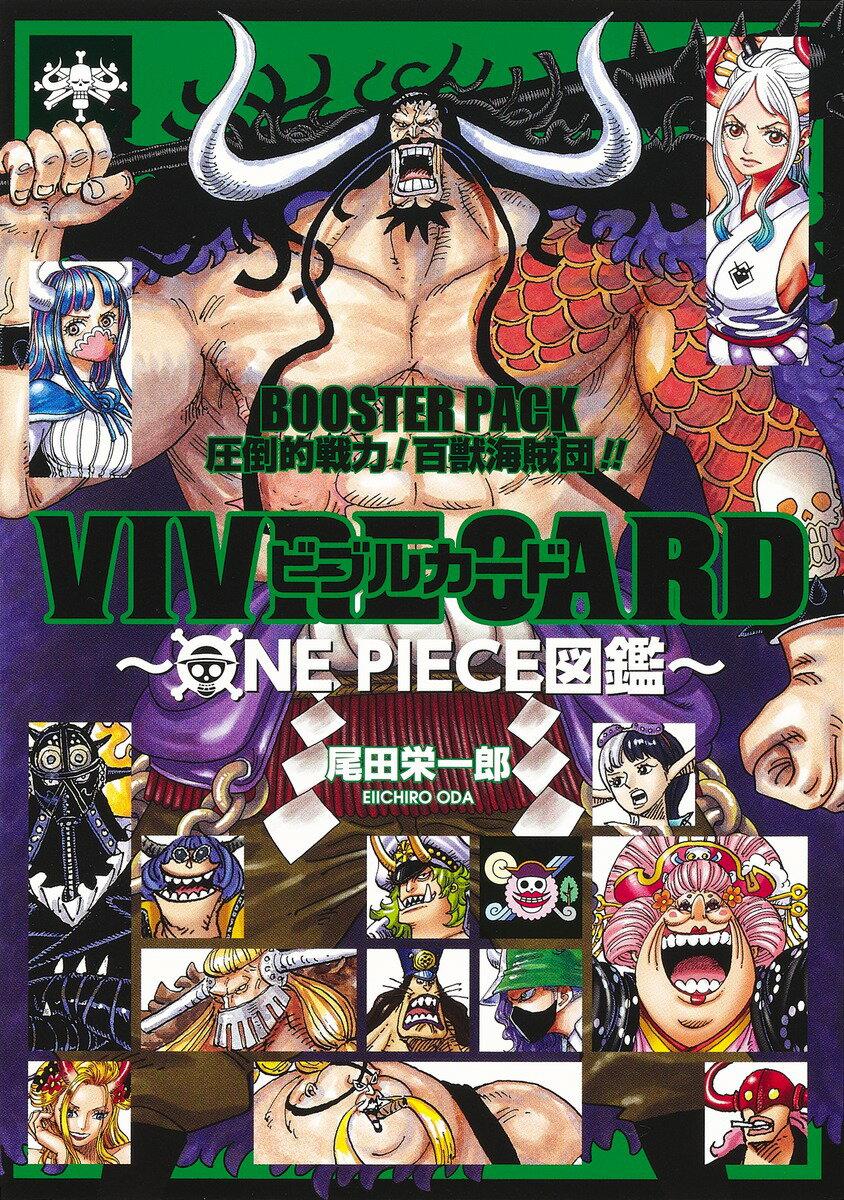 少年, その他 VIVRE CARD ONE PIECE BOOSTER PACK ! !!