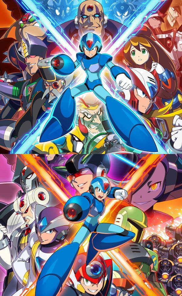 ロックマンX アニバーサリー コレクション 1+2 Nintendo Switch版