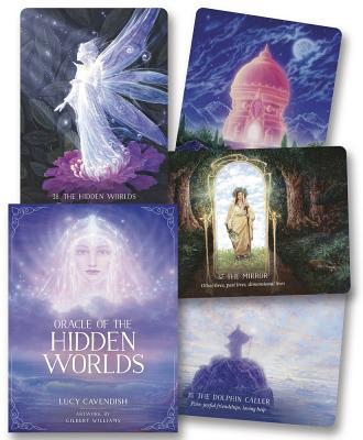 洋書, SOCIAL SCIENCE Oracle of the Hidden Worlds ORACLE OF THE HIDDEN WORLDS Lucy Cavendish