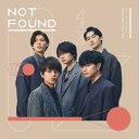 NOT FOUND (通常盤) [ Sexy Zone ] - 楽天ブックス