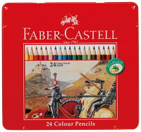 FC 色鉛筆 24色セット