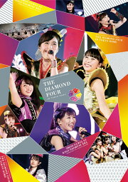 ももいろクローバーZ 10th Anniversary The Diamond Four -in 桃響導夢ー LIVE DVD