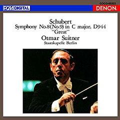 ドヴォルザーク - 交響曲 第7番 ニ短調 作品70 B.141(オトマール・スウィトナー)
