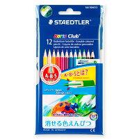ステッドラー 色鉛筆 ノリスクラブ 消せる色鉛筆 12色 144 50NC12