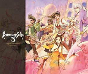 【楽天ブックスならいつでも送料無料】Romancing SaGa 3 Original Soundtrack -REMASTER- [ (ゲ...