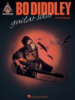 【輸入楽譜】ボ・ディドリー: ボ・ディドリー: ギター・ソロ(TAB譜付)