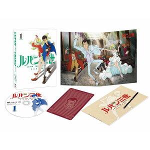 【楽天ブックスならいつでも送料無料】ルパン三世 PART 4 Vol.1【Blu-ray】 [ モンキー・パンチ ]