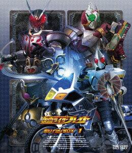 【楽天ブックスならいつでも送料無料】仮面ライダー剣 Blu-ray BOX 1【Blu-ray】 [ 椿隆之 ]