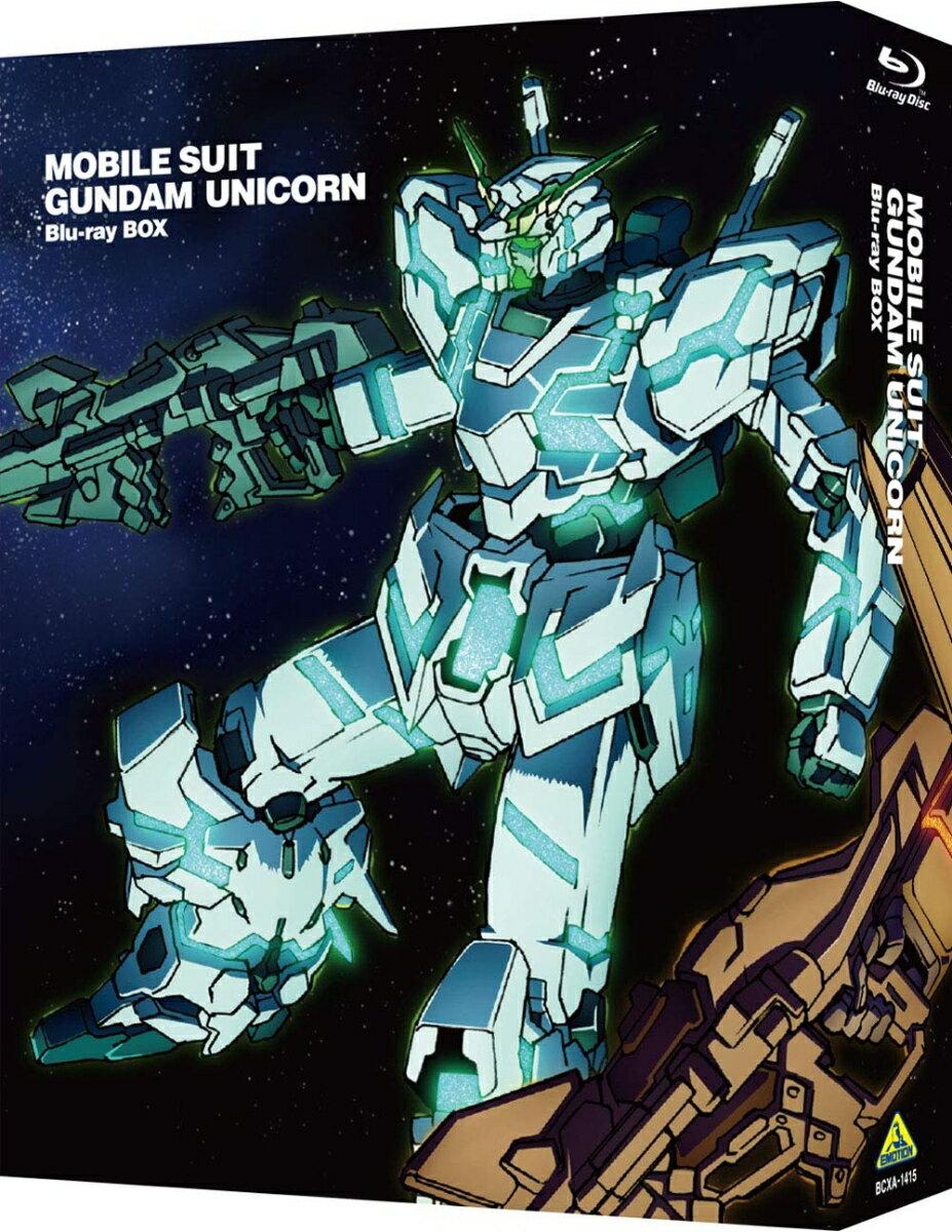 機動戦士ガンダムUC Blu-ray BOX【Blu-ray】