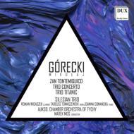 【輸入盤】Zan Tontemiquico, Trio Concerto, Trio Titanic: Silesian Trio M.mos / Aukso Co画像