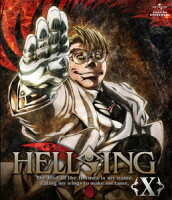 HELLSING 10【Blu-ray】