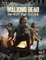ウォーキング・デッド8 Blu-ray BOX-1【Blu-ray】