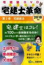 DVD>宅建士革命2 宅建業法(2018) 宅建塾DVD (<DVD>)