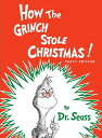 How the Grinch Stole Christmas! HOW THE GRINCH STOLE XMAS TURT [ Seuss ]