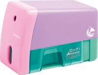 ソニック 鉛筆削り イージーピージー 電動鉛筆削り ピンク EK-7018-P