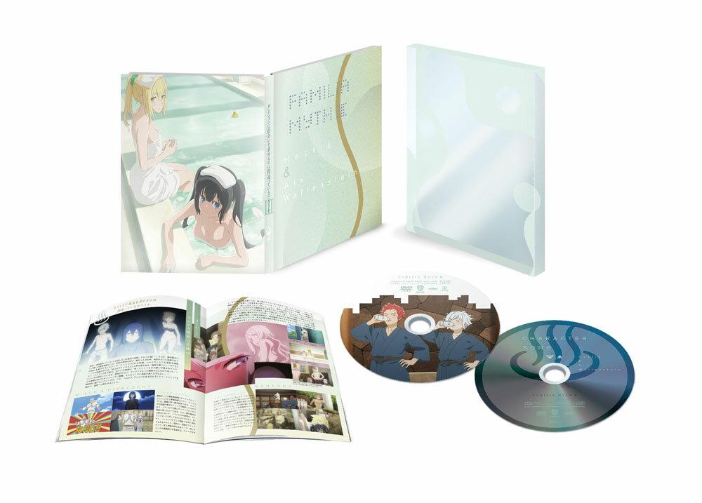 ダンジョンに出会いを求めるのは間違っているだろうかIII OVA<初回仕様版>(2枚組)【Blu-ray】