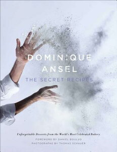 DOMINIQUE ANSEL:THE SECRET RECIPES(H) [ ー ]