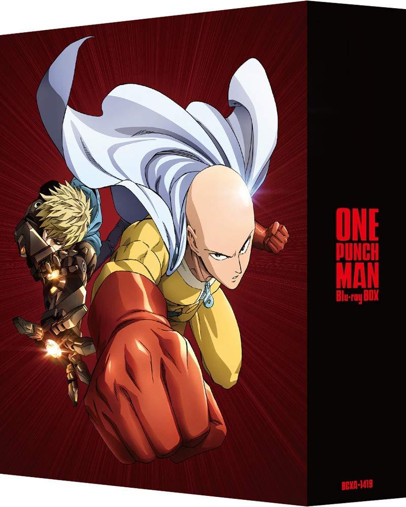 ワンパンマン Blu-ray BOX(特装限定版)【Blu-ray】