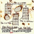 VILLAINY PRISON PUNK CHARTBUSTERS [ (V.A.) ]