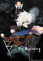 B: The Beginning Blu-ray Box STANDARD EDITION