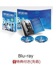 【先着特典】ザ・ビートルズ EIGHT DAYS A WEEK -The Touring Years スペシャル・エディション(楽天ブックス特典 ポストカード3枚セット&A5サイズ フォトシート付き)【Blu-ray】