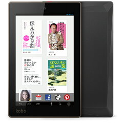 �ڥ����ѡ��������Kobo Arc 7HD 32GB �֥�å�