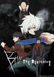 B: The Beginning Blu-ray Box COLLECTOR'S EDITION