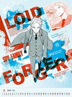 『SPY×FAMILY』コミックカレンダー2022