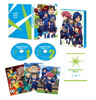 イナズマイレブン オリオンの刻印 Blu-ray BOX 第1巻【Blu-ray】
