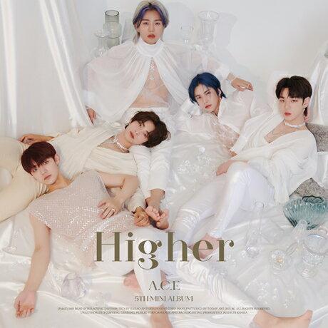 CD, 韓国(K-POP)・アジア 5TH A.C.E