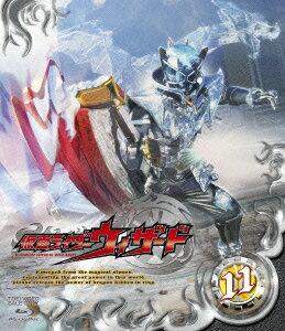 仮面ライダーウィザード Volume11【Blu-ray】画像
