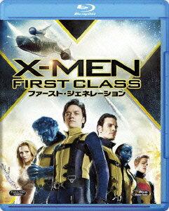 【送料無料】X-MEN:ファースト・ジェネレーション【Blu-ray】