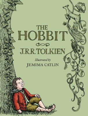 The Hobbit: Illustrated Edition画像