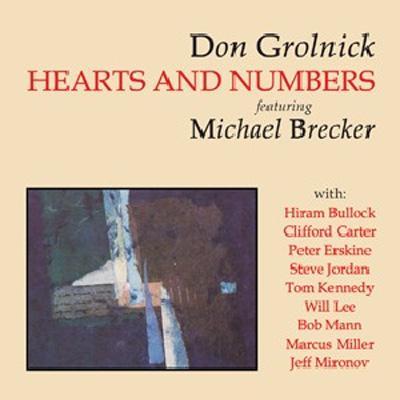 【輸入盤】Hearts And Numbers - Featuring Michael Brecker画像
