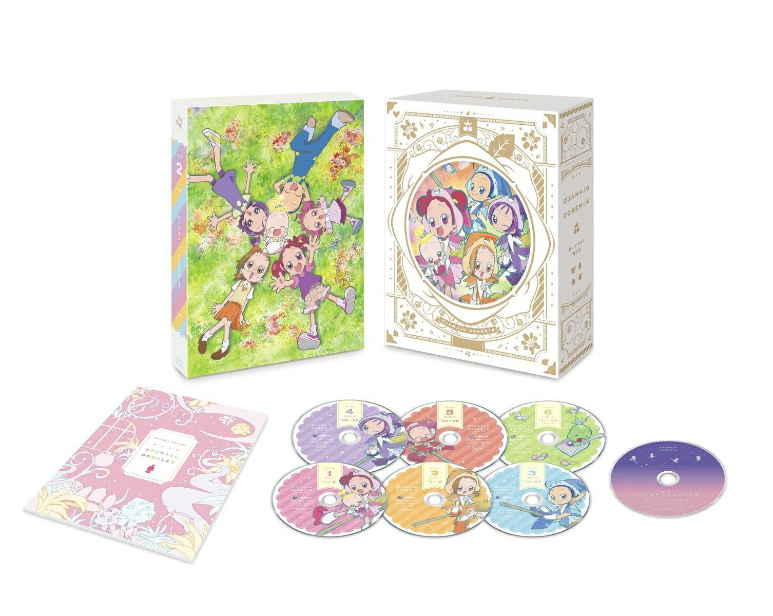 おジャ魔女どれみ♯ Blu-ray BOX【Blu-ray】画像