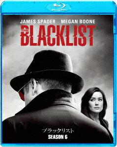 ブラックリスト シーズン6 ブルーレイ コンプリートパック【Blu-ray】