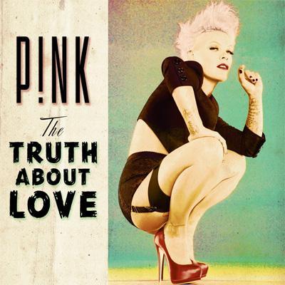 【送料無料】【輸入盤】 Truth About Love [ P!nk ]