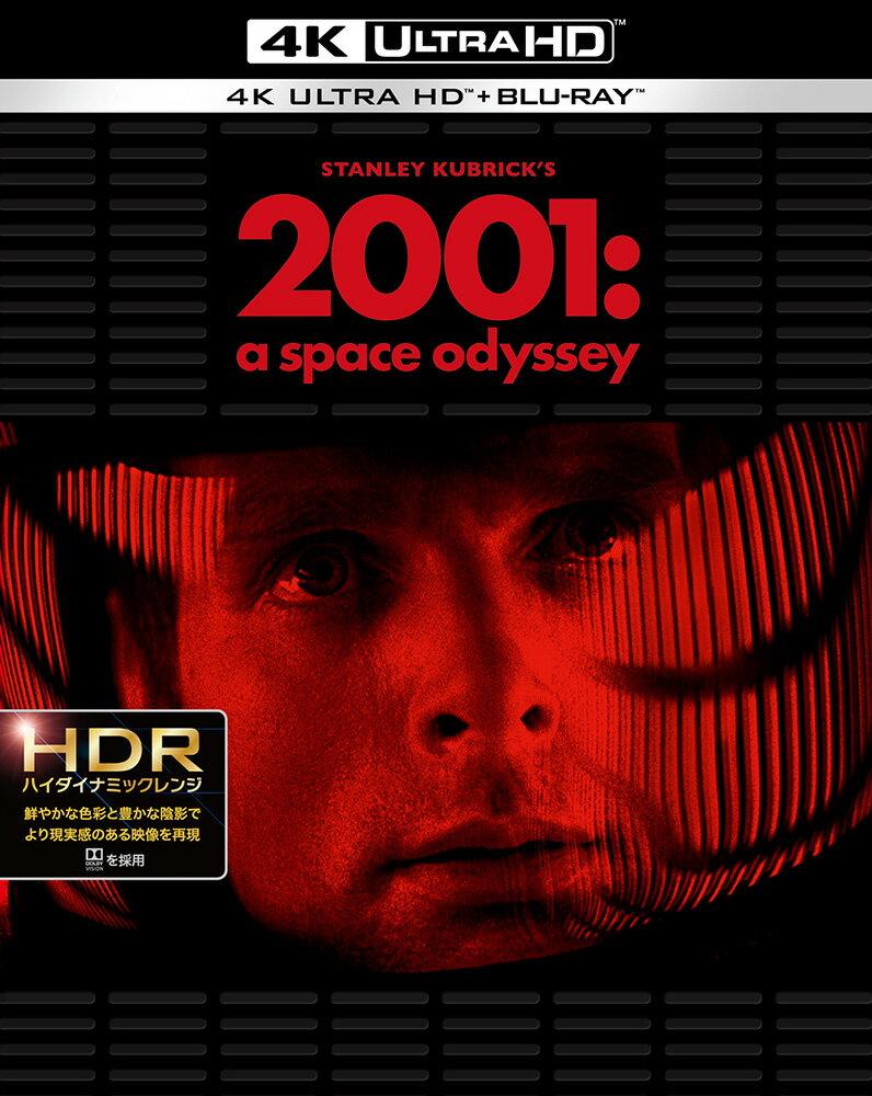 2001年宇宙の旅 日本語吹替音声追加収録版(通常版)(4K ULTRA HD+HDデジタル・リマスターブルーレイ)画像